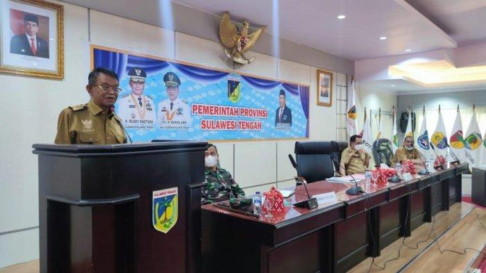 Terungkap Dalam Rapat Forkompimda Sulteng, 631 KK Warga Sigi Belum Terima Dana Stimulan