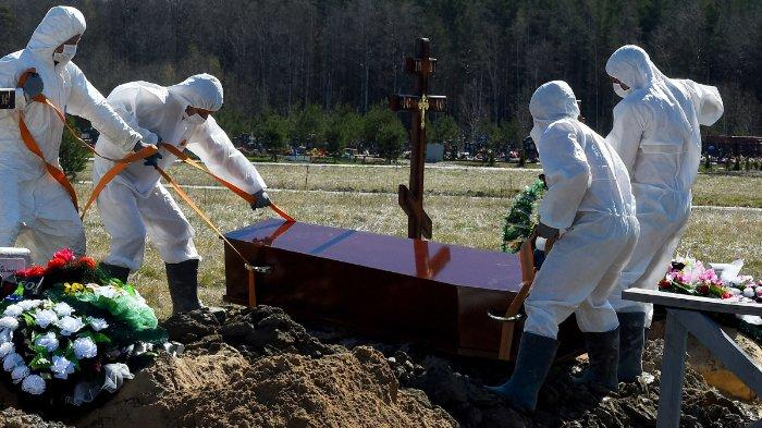 CDC AS Ungkap Ada Lebih Banyak Kasus Kematian selama Pandemi Covid-19 daripada Tahun-tahun Biasa
