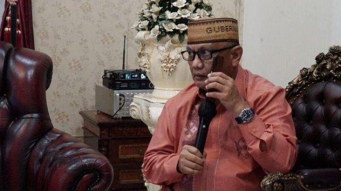 Ada Warga Gorontalo Tak Bisa Mudik dari Ternate, Rusli Habibie Minta Bantuan Gubernur Maluku Utara