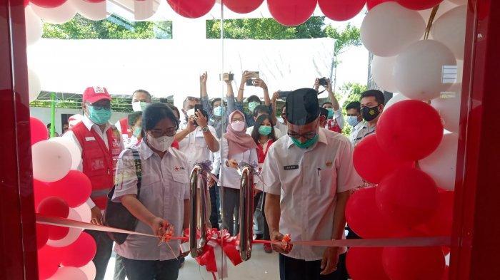 PMI Sigi Punya Gedung Baru, Dijadikan Unit Donor Darah