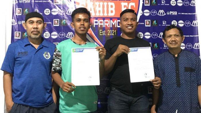 Siap Launching, Sahib Parimo FC Target Masuk Liga 3 2022