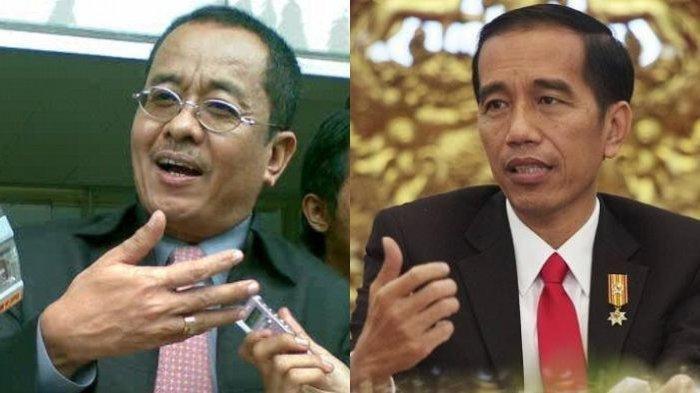Said Didu Heran Jokowi Kaget saat Tahu Kayu Dapat Diolah Menjadi Kain: Bukannya Sarjana Kehutanan?