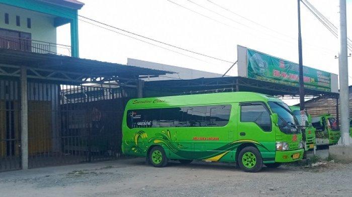 Mudik Lebaran Dilarang, 11 Mobil Travel Palu-Morowali Kehilangan Pendapatan