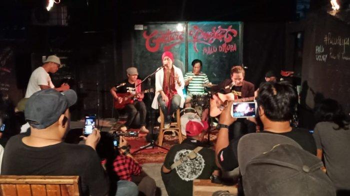Grup Musik Asal Palu Culture Project Rilis Single Palu Dilupa