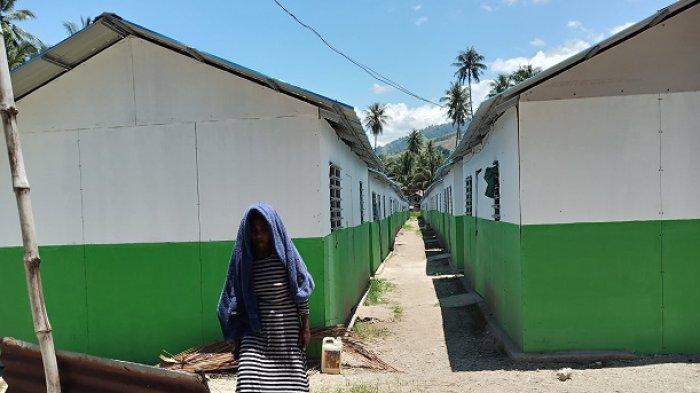 PBHR Sulteng Sebut Kondisi Huntara yang Tidak Manusiawi Picu Kekerasan Terhadap Perempuan