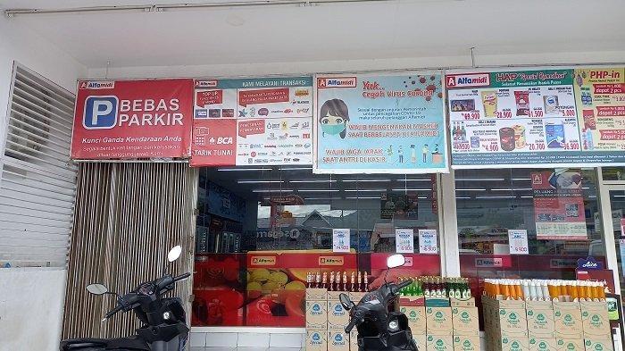 Store Alfamidi Kerap jadi Lokasi Juru Parkir Liar, Manajemen: Sudah Sering Ditegur