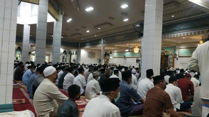 ASN Pemkot Palu Dilarang Salat Id di Masjid