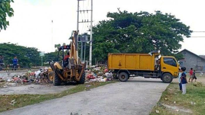 Wali Kota Hidayat Turun Tangan Bersihkan Sampah di Kota Palu: 4 Harus Bersih