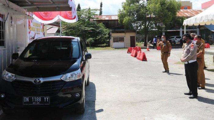 Perpanjang Surat Kendaraan Hanya 3 Menit di Samsat Drive Thru Palu, Cek Syaratnya