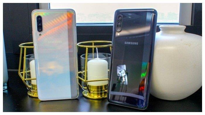 Samsung Galaxy A91 Jadi Ponsel Samsung Pertama yang Dilengkapi Android 10, Intip Spesifikasinya