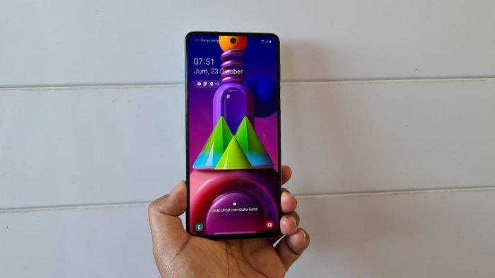 Daftar Harga HP Samsung Terbaru Desember 2020: Galaxy A01 Core Rp 1 Jutaan, Galaxy M51 Rp 5,5 Juta