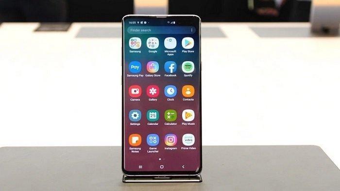 Samsung Galaxy S10 yang sedang dipersiapkan Samsung untuk versi Samsung Galaxy S10 Lite dan Samsung Galaxy Note 10 Lite.