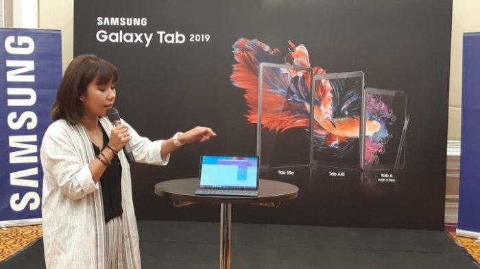 Samsung Kembali Luncurkan 3 Produk Tablet Baru lewat Tab S5e, Tab A10, dan Tab A with S Pen