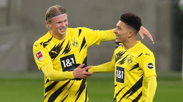 Dapat Diskon Besar, Man United Bersiap Angkut Bintang Borussia Dortmund untuk Gantikan Grenwood