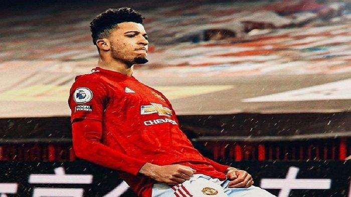 Rumor Transfer Liga Inggris: Man United Akhirnya Dapatkan Jadon Sancho di Harga Rp 1,5 Triliun