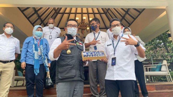 Duet Sandiaga Uno - Ridwan Kamil untuk Capres 2024 Mengemuka, Ini Tanggapan Kedua Tokoh Tersebut