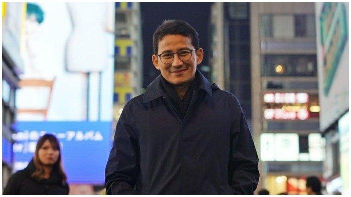 Minta Warganet Berhenti Bully Anies Baswedan, Sandiaga Uno: Beri Kesempatan Beliau untuk Bekerja