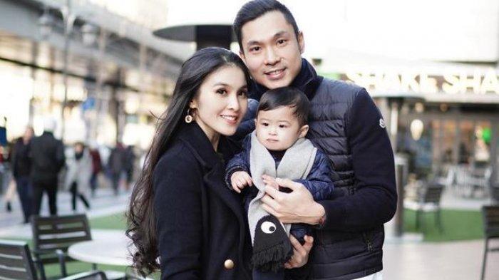 Sandra Dewi, Baby Raphael, dan Harvey Moeis