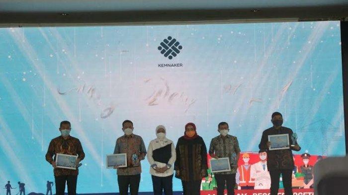 Santika Indonesia Hotel Raih Penghargaan Perusahaan Tahan Pandemi