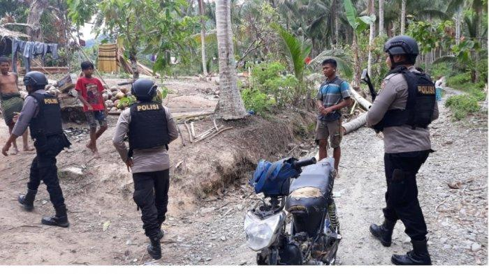 DPO Teroris Diduga Berkeliaran di Gunung Parimo, Polisi Sisir Perkebunan Rakyat