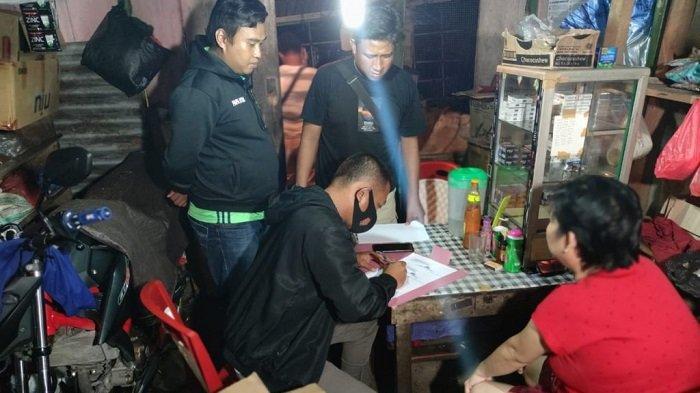 5 Pedagang Miras Cap Tikus di Banggai Kepulauan Ditangkap Satgas Operasi Penyakit Masyarakat