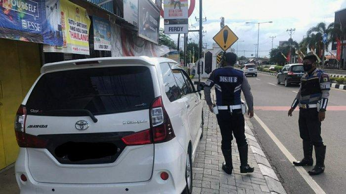 Pemkot Palu Bentuk Satgas P4 Tumpas Kendaraan Parkir Sembarang