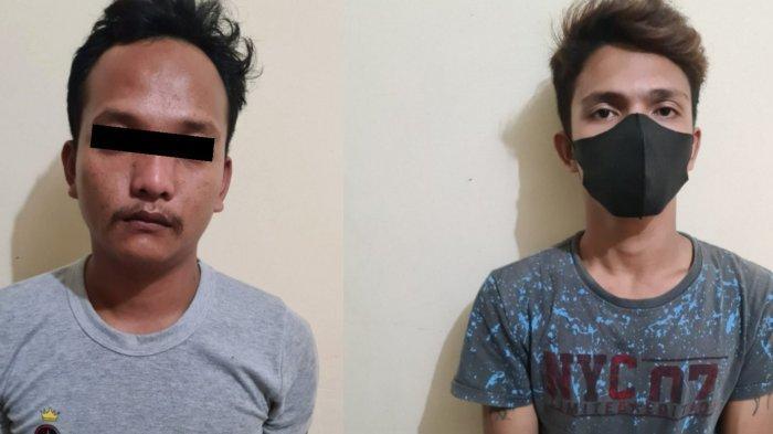 2 Pria di Palu Kedapatan Bawa Sabu saat Terjaring Razia Polisi
