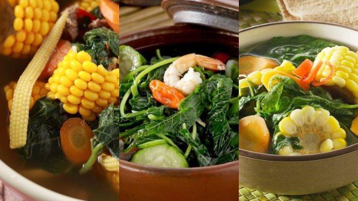 Resep Membuat Sayur Bening Labu hingga Bayam, Cocok untuk Menu Keluarga usai Momen Idul Fitri 2021