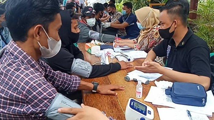 Update Perkembangan Vaksinasi dan Jumlah Kasus Covid-19 di Indonesia, Sabtu, 12 Juni 2021