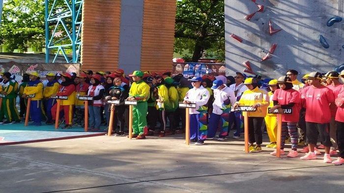 Tim Panjat Tebing Sulteng Loloskan Satu Atlet untuk Berlaga di PON Papua XX
