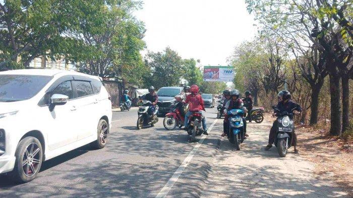 Satuan Polisi Militer TNI AD Gelar Razia Anggota di Mantikulore, Puluhan Warga Putar Balik Kendaraan