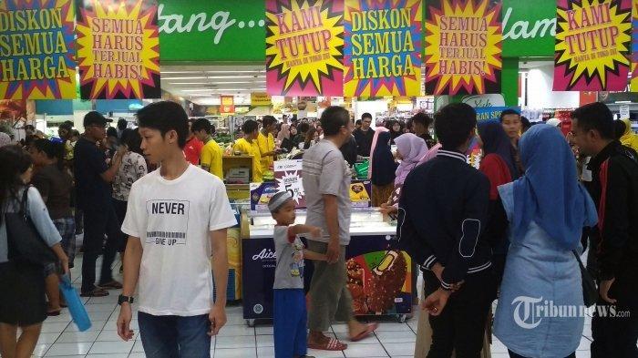 Hero Supermarket Buka Suara Terkait Penutupan Beberapa Gerai Giant Secara Massal