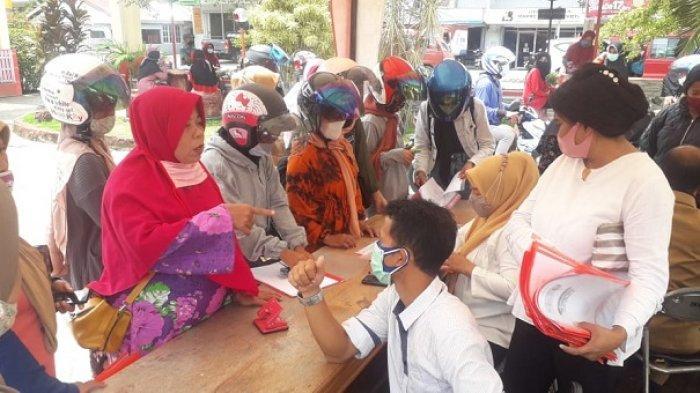 Pengusaha Online Shop di Luwuk Dominasi PendaftaranBantuan Produktif Usaha Mikro