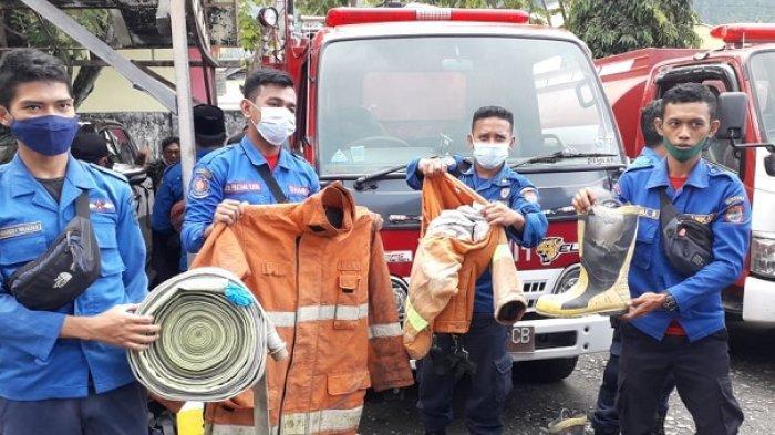 Usulan Pembentukan OPD Pemadam Kebakaran Banggai Masih Dikaji