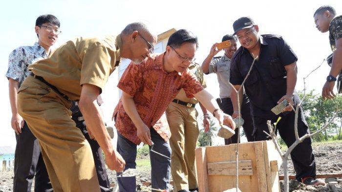 Lembaga Kemanusiaan Korea dan ACT Berkerjasama untuk Membangun Huntara di Sigi