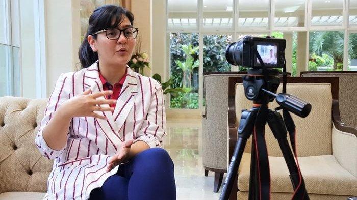 Sekjen PSSI, Ratu Tisha Ukir Sejarah dengan Menjadi Wakil Presiden AFF Perempuan Pertama
