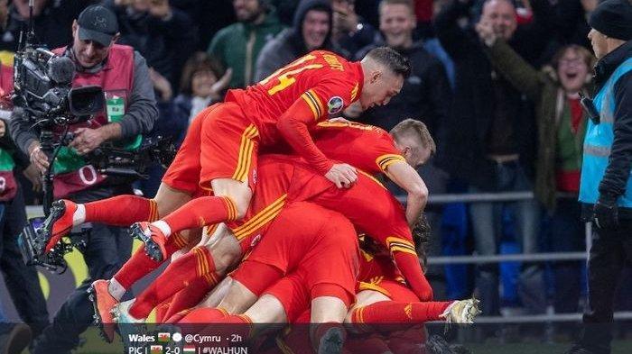 Hasil Lengkap Kualifikasi Euro 2020: Wales Jadi Tim ke-20 yang Lolos ke Putaran Final
