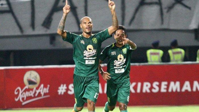 Hasil Liga 1: Dua Gol David da Silva Bawa Persebaya Raih Tiga Poin di Balikpapan