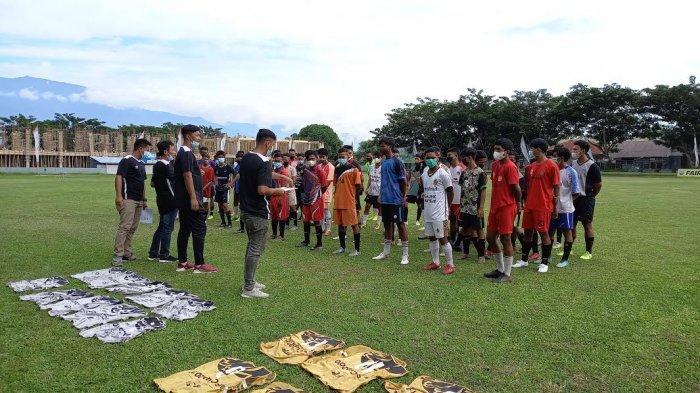 Akademi PSM Makassar Buka Seleksi Calon Pemain U-16 dan U-18 di Palu