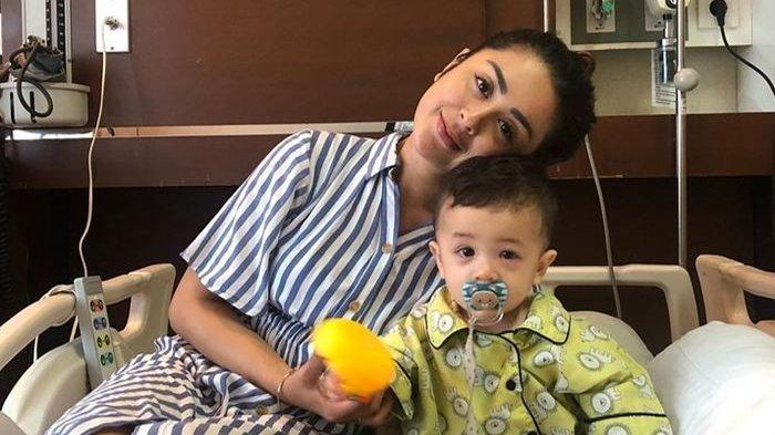 Anak Selvi Kitty Idap Penyakit Langka Kawasaki, Tak Boleh Kontak Fisik dengan Bayi Lainnya