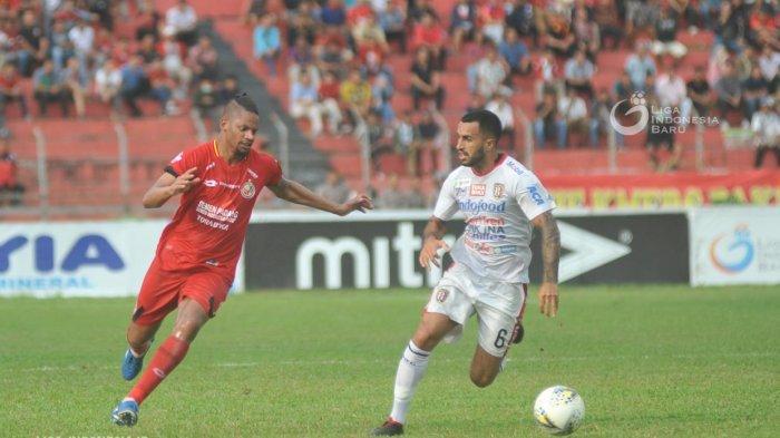 Hasil Liga 1:Borneo FC Tertahan, Bali United Raih Gelar Juara Liga 1 Setelah Tumbangkan Semen Padang