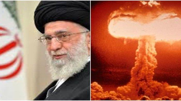 Tak Takut Hadapi Amerika, Ternyata Iran Punya Senjata 'Kiamat' yang Terkubur di Bawah Lapisan Beton