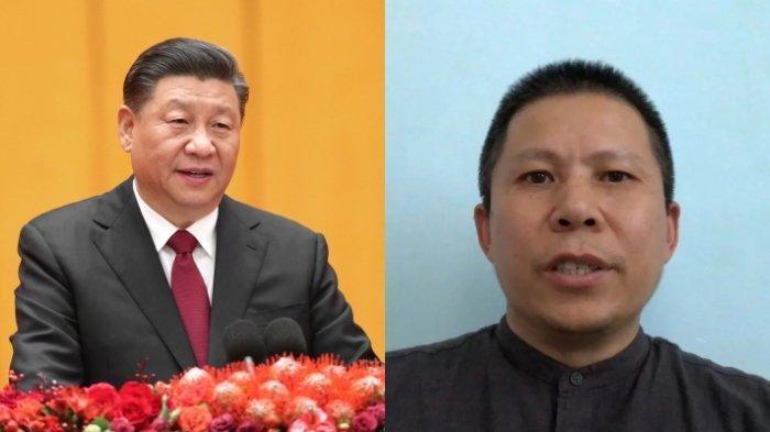 Minta Presiden Mundur karena Dianggap Tak Bijaksana Tangani Virus Corona, Aktivis China Ditahan
