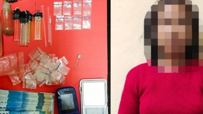 Miliki Sabu 1,51 Gram, Ibu Rumah Tangga di Sigi Dibekuk Polisi