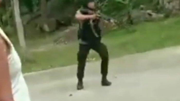Oknum Brimob Ngamuk di Wisata Polman, Enggan Bayar Tiket & Lepaskan Tembakan, Kapolda Minta Maaf