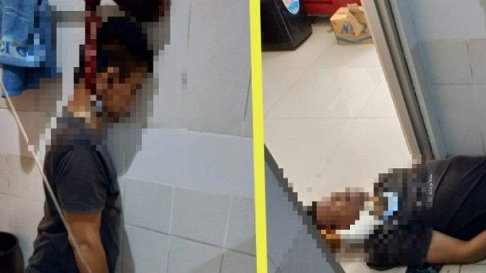 Pasien Covid-19 RSUD Undata Palu Diduga Meninggal Gantung Diri di Toilet Ruang Isolasi