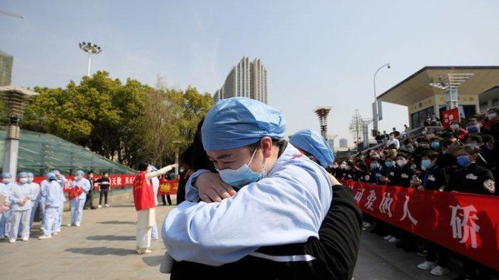 Seluruh Pasien Virus Corona di Wuhan, Cina Telah Diperbolehkan Pulang