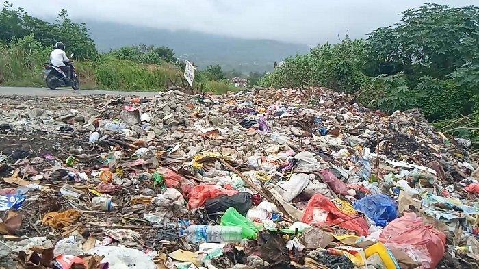 Area Likuefaksi Balaroa jadi Lokasi Pembuangan Sampah, Warga Sekitar Hirup Aroma Busuk