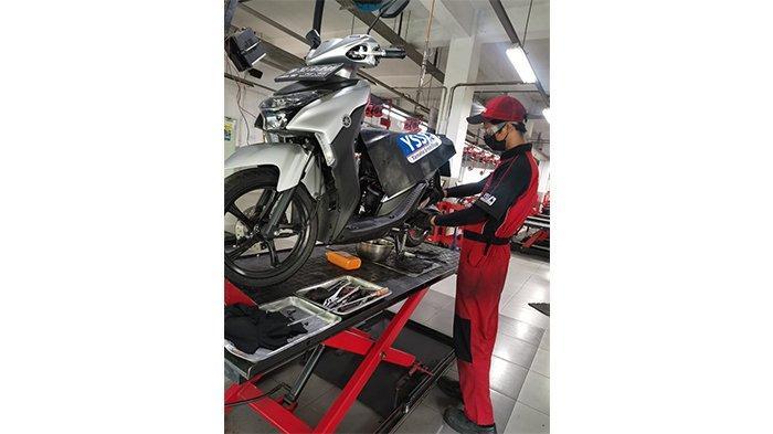 Yamaha Siapkan Fasilitas Service Motord dengan Yamaha Diagnostic Tools (YDT), Ini Kelebihannya