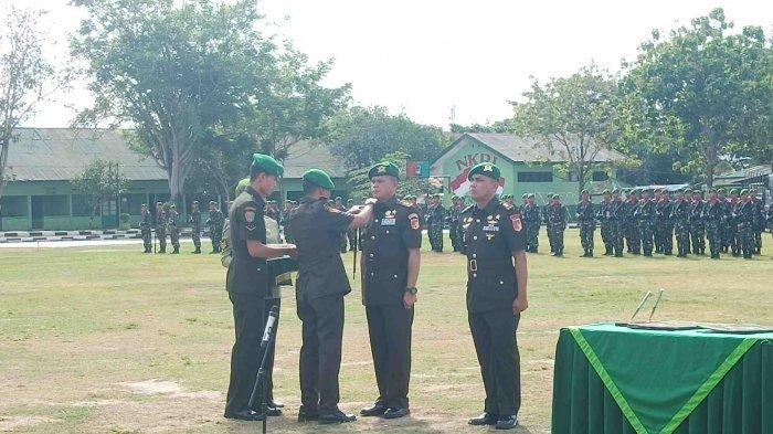 Jabatan Komandan Batalyon Infanteri 711/Raksatama Diserahterimakan